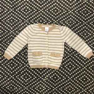 Gymboree toddler cardigan 18-24 months